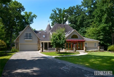 Scaly Mountain Single Family Home For Sale: 1449 Highland Gap Road