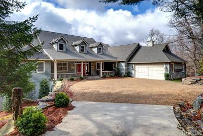 Sapphire Single Family Home For Sale: 1561 Spring Forest Road