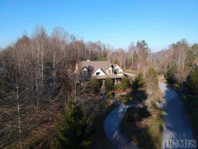 Cashiers Single Family Home For Sale: 69 Audubon Trail