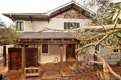 Highlands Falls Cc Single Family Home For Sale: 539 N Big Bear Pen Mountain Road