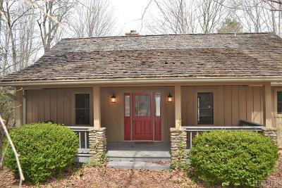 Cashiers Single Family Home For Sale: 39 Craggy Creek Point
