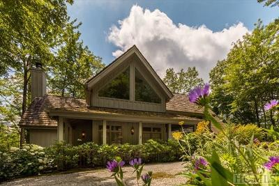 Single Family Home For Sale: 357 Wandering Ridge