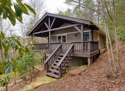Highlands Single Family Home For Sale: 4860 Horse Cove Road