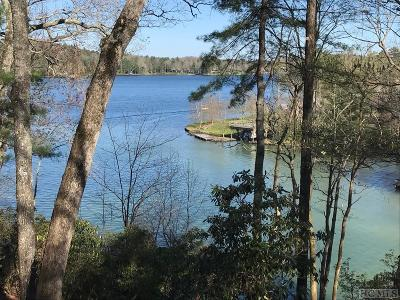 Lake Toxaway Single Family Home For Sale: 3838 West Club Blvd
