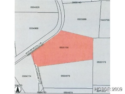 Highlands Cc Residential Lots & Land For Sale: 102a Moorewood Circle
