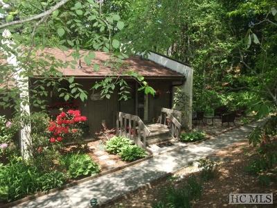 Sapphire Condo/Townhouse For Sale: 50-#11e Dogwood Knob Lane #11-E