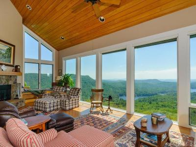 Lake Toxaway Single Family Home For Sale: 199 Mills Creek Point