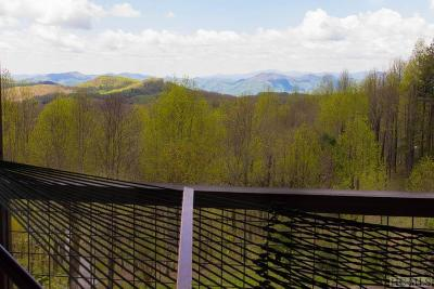Scaly Mountain Single Family Home For Sale: 555 Bob Long Mountain Road
