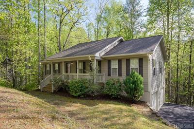 Sapphire Single Family Home For Sale: 2178 Black Oak Drive