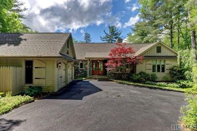 Sapphire Single Family Home For Sale: 73 River Overlook Road