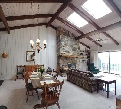 Lake Toxaway Condo/Townhouse For Sale: 28 Toxaway Point #6
