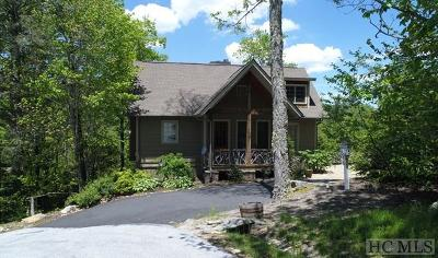 Cashiers Single Family Home For Sale: 394 Rendezvous Ridge Road