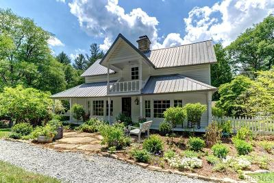Cashiers Single Family Home For Sale: 144 Laurel Knob Road