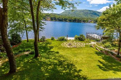Lake Toxaway Single Family Home For Sale: 1097 Cold Mountain Road