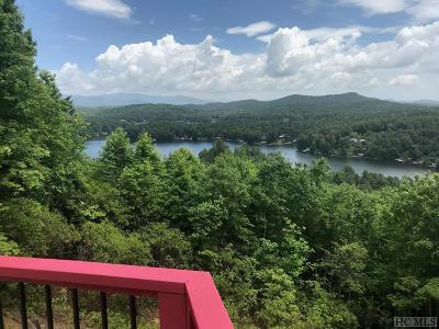 Lake Toxaway Single Family Home For Sale: 749 Lakeside Drive