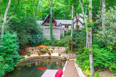 Lake Toxaway Single Family Home For Sale: 562 West Club Blvd