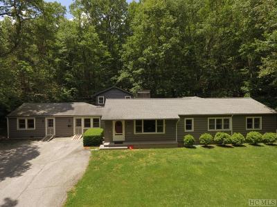 Highlands Single Family Home For Sale: 288/292 Franklin Road