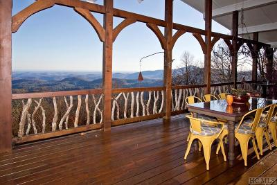 Highlands Single Family Home For Sale: 478 Hickory Knut Gap Road