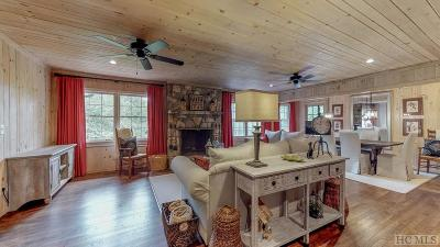 Highlands Single Family Home For Sale: 132 Strawberry Lane