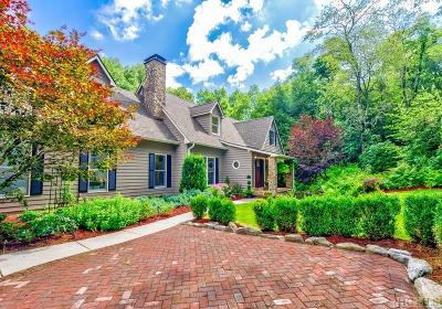 Highlands Single Family Home For Sale: 360 Hickory Drive