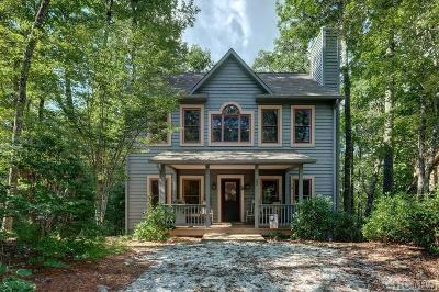 Highlands Single Family Home For Sale: 22 Wild Pine Way