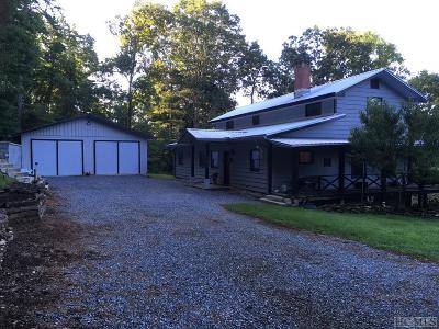 Highlands Single Family Home For Sale: 155 Charlie Johnson Lane