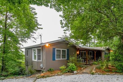 Highlands Single Family Home For Sale: 411 Satulah Falls Lane