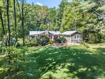 Highlands Single Family Home For Sale: 170 View Point Road