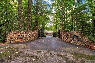 Sapphire Single Family Home For Sale: 160 Rocky Creek Road