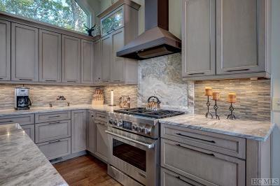 Cullasaja Club Single Family Home For Sale: 180 Overlook Villas Drive