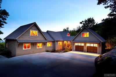 Lake Toxaway Single Family Home For Sale: 769 Toxaway Drive