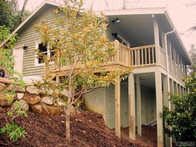Cashiers Single Family Home For Sale: 48 Harp Drive