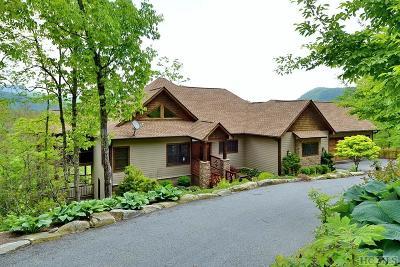 Sapphire Single Family Home For Sale: 23 Big Granite Trail