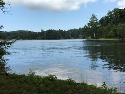 Lake Toxaway Residential Lots & Land For Sale: N East Shore Drive