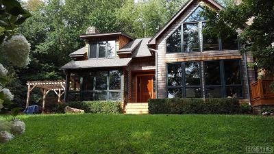 Scaly Mountain Single Family Home For Sale: 369 Ritchie Road