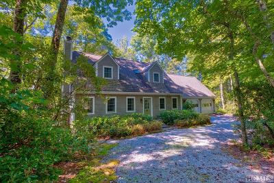 Highlands Single Family Home For Sale: 207 Forest Trail