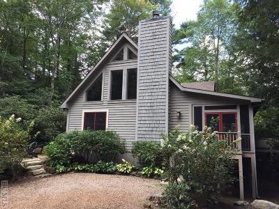Highlands Single Family Home For Sale: 76 Wild Pine Way