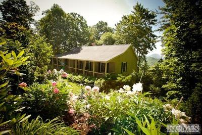 Highlands Single Family Home For Sale: 664 View Point Road