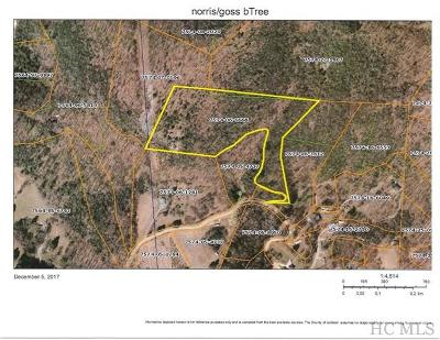 Cashiers Residential Lots & Land For Sale: Tbd Bee Tree