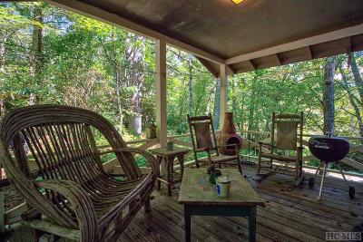 Highlands Single Family Home For Sale: 24 Flat Mountain Estates Road