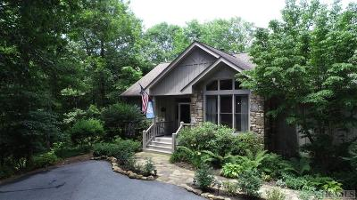 Lake Toxaway Single Family Home For Sale: 146 Long Hunters Road