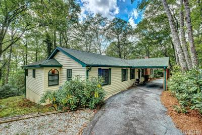 Highlands Single Family Home For Sale: 575 Center Drive