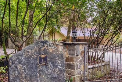 Highlands Single Family Home For Sale: 21 Cave Road