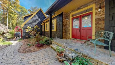 Highlands Single Family Home For Sale: 651 View Point Road