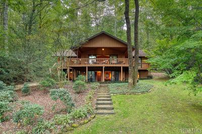 Lake Toxaway Single Family Home For Sale: 324 West Club Blvd