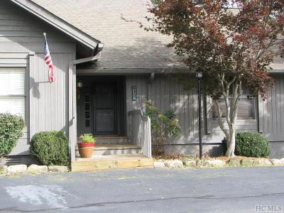 Sapphire Condo/Townhouse For Sale: 30 Racquet Club Villas Drive #30