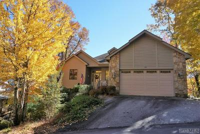 Sapphire Single Family Home For Sale: 193 Birdnest Road