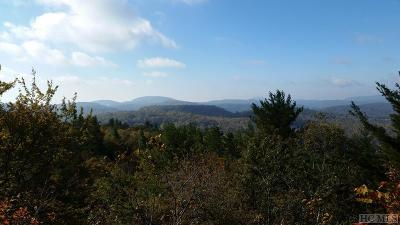 Highlands Residential Lots & Land For Sale: Cowee Ridge Road