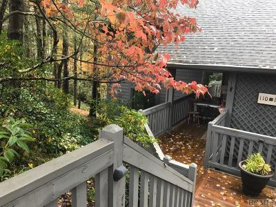 Sapphire Condo/Townhouse For Sale: 110 River Park Villas Drive #A