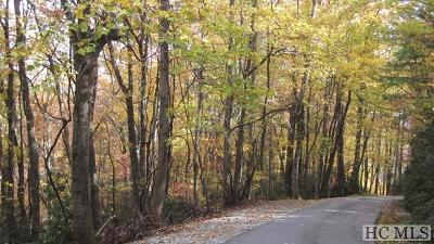 Cashiers Residential Lots & Land For Sale: B2b Twin Lakes Drive